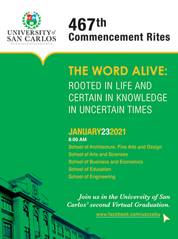 467th commencement